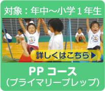 PPコース(プレイマリープレップ) 対象:年中~小学1年生